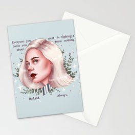 Be Kind. Always. Stationery Cards