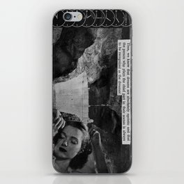 The Recognized Dreamer iPhone Skin