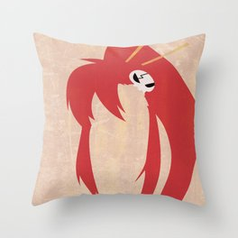 Minimalist Yoko Throw Pillow