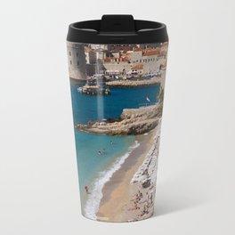 Banje Beach Travel Mug