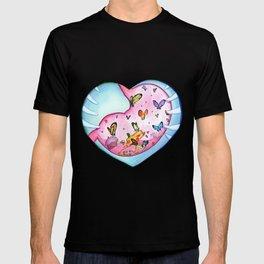 All a Flutter T-shirt