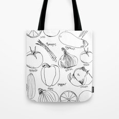 Produce Tote Bag