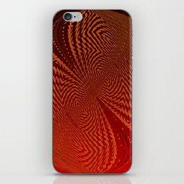 BRASS DRAGON iPhone Skin