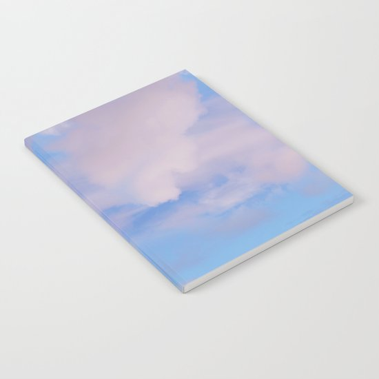 The Colour of Clouds 05 Notebook