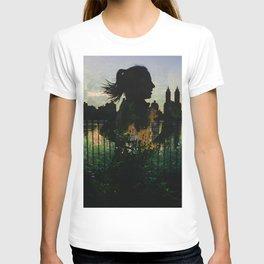 Central Park running T-shirt