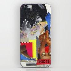 CRUTSH iPhone & iPod Skin