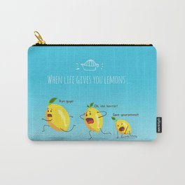 LemonAID Carry-All Pouch