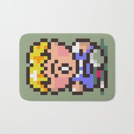 Pokey Minch - Earthbound/Mother 2 Bath Mat