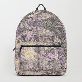 ONCE UPON A TIME EUCALYPTUS MANDALA Backpack