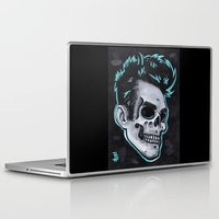 smiths Laptop & iPad Skins featuring Valuable Time,  Morressey, The Smiths by Paul Brogden