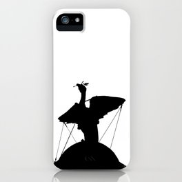 The Liver Bird iPhone Case