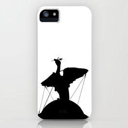 The Liver Bird iPhone Case