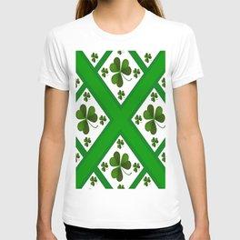 IRIS SHAMROCKS BEAUTY T-shirt
