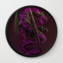 Ender Dragon Wall Clock