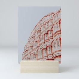 hawa mahal ii / jaipur, india Mini Art Print