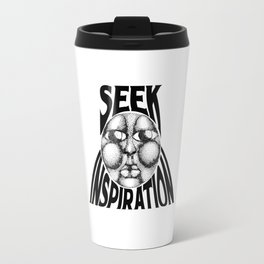 SEEK INSPIRATION Travel Mug