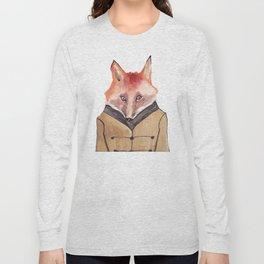 Brer Fox Long Sleeve T-shirt