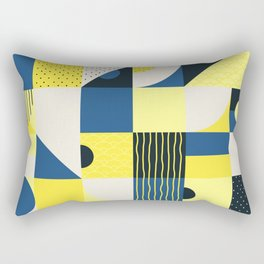 Japanese Patterns 12 Rectangular Pillow