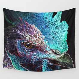 Nice Cock Wall Tapestry
