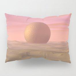 Desert Dream of Geometric Proportions Pillow Sham