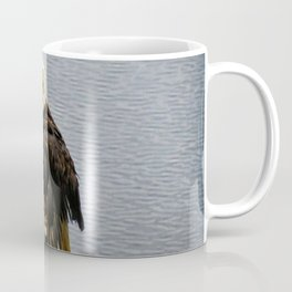 Eagle Drip Dry Coffee Mug
