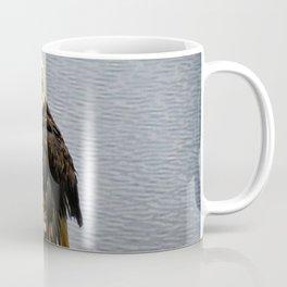 Eagle Drip Dry Coffee Mug