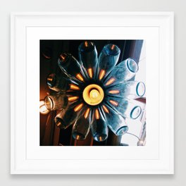 Sunscape Framed Art Print