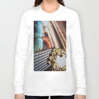 broadway Long Sleeve T-shirts featuring New Broadway by John Turck
