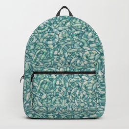 Snakes Mess Backpack