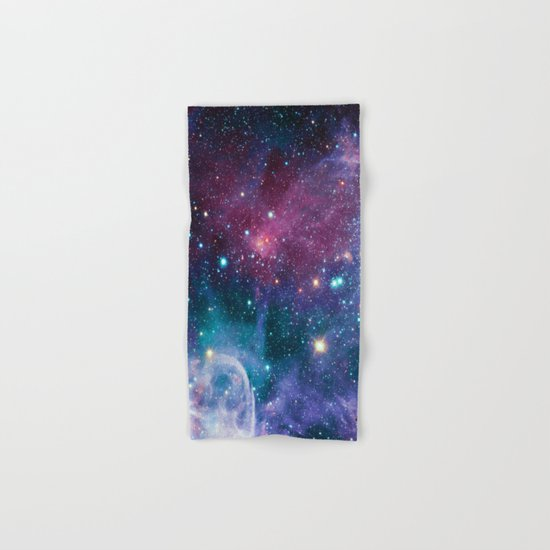 space Nebula Hand & Bath Towel