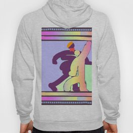 STROLLING WITH A STRIDE Hoody