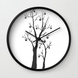 Rowan Wall Clock