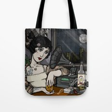 Lonesome Flapper. Tote Bag