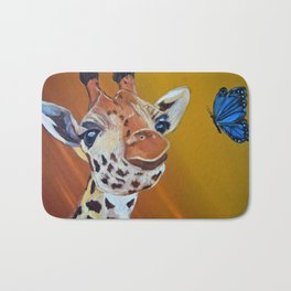 Your spots are beautiful Bath Mat