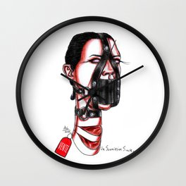 Sweet Submission Wall Clock