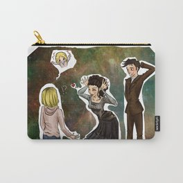 The Doctor's Wife Carry-All Pouch