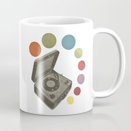 Pop Music Coffee Mug