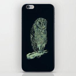Tyto alba iPhone Skin