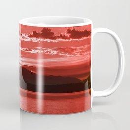 Red Sea at Sunset Coffee Mug