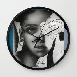 FKA TWIGS Wall Clock