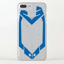 Cobra Commander Decepticon Clear iPhone Case