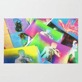 Nacho Dung Sticker photo Rug