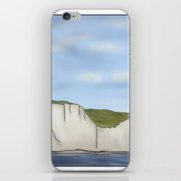 The White Cliffs iPhone Skin