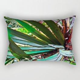 Harakeke - New Zealand Flax Rectangular Pillow