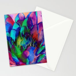 Lilly Psychedelic Stationery Cards