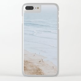 Ocean Beach / San Francisco, California Clear iPhone Case
