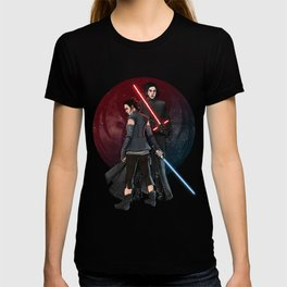 Light. Darkness. Balance. T-shirt