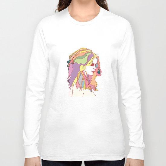 Big Hair day Long Sleeve T-shirt
