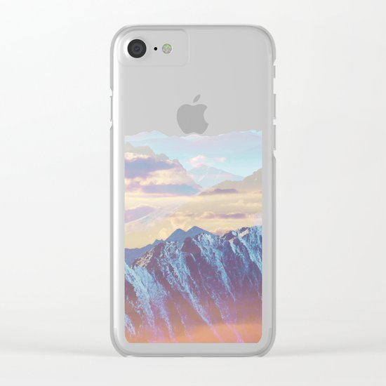 Sunshine Glory #society6 #decor #buyart Clear iPhone Case