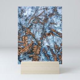 The Fern Mini Art Print